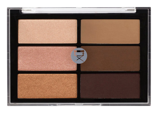 Viseart Highlighting Sculpting Palette