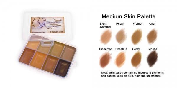 Medium Skin Palette