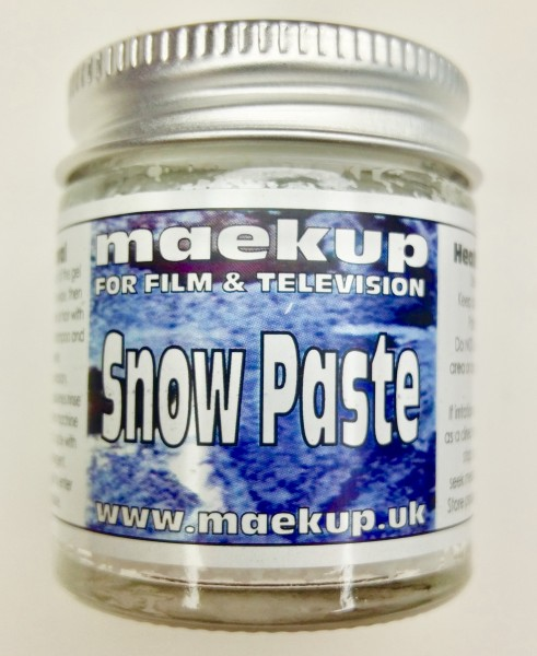Snow Paste / Schneepaste
