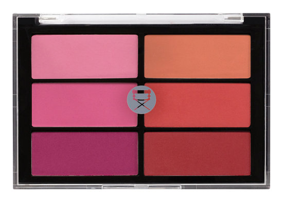 Viseart Rose Coral 02 Blush Palette
