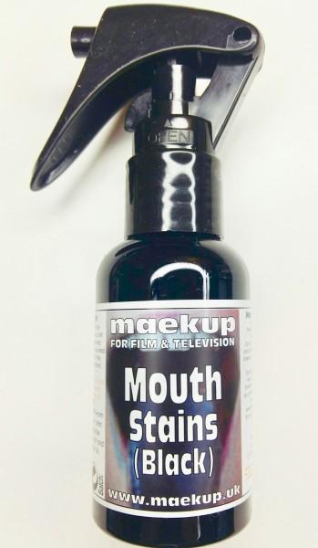 Mouth Stain / Mund und Zahnbelag