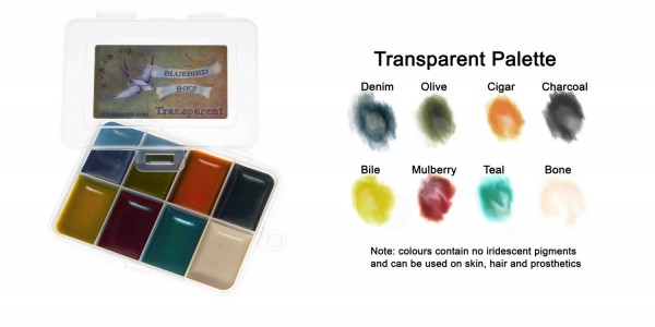 Transparent Palette