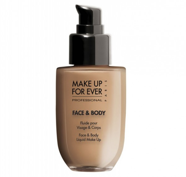 Face & Body Foundation 30ml