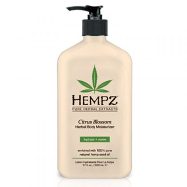 Herbal Body Moisturizer Citrus Blossom