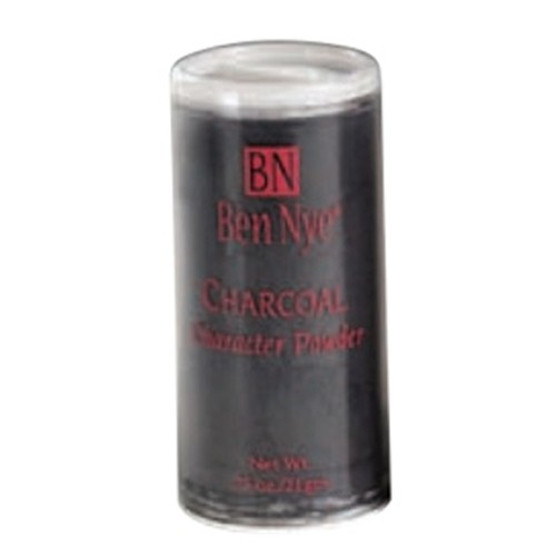 Charcoal Powder Russ Puder