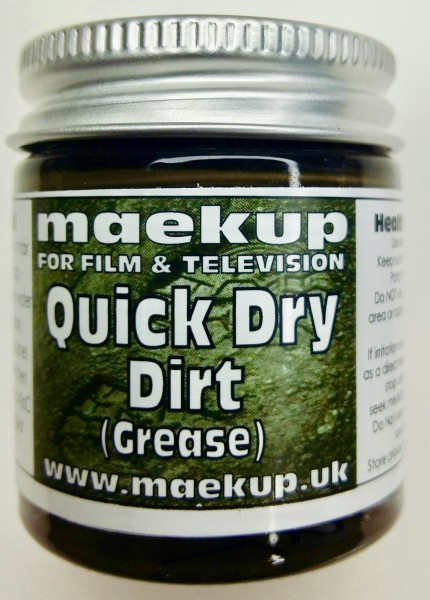 Quick Dry Dirt Grease