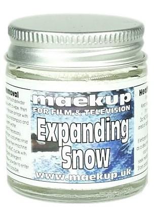 Expanding Snow / Schneepulver