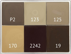 Make up Palette MAP13