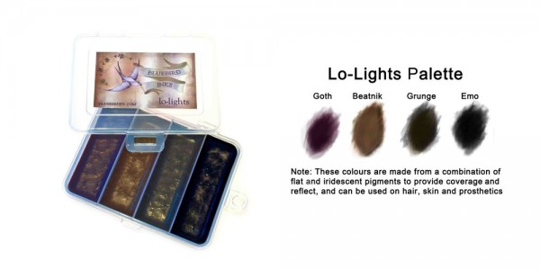 Lo-Lights Palette