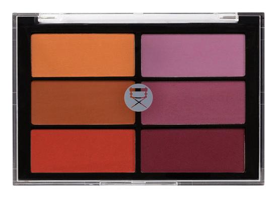 Viseart Orange Violet 03 Blush Palette