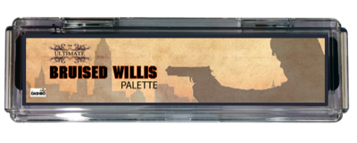Bruised Willis Palette