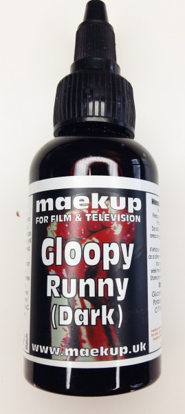 Gloopy Runny Blood Dark / Flüssiges Blut dunkel
