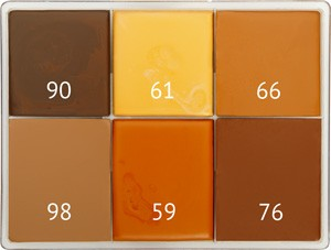Make up Palette E 4